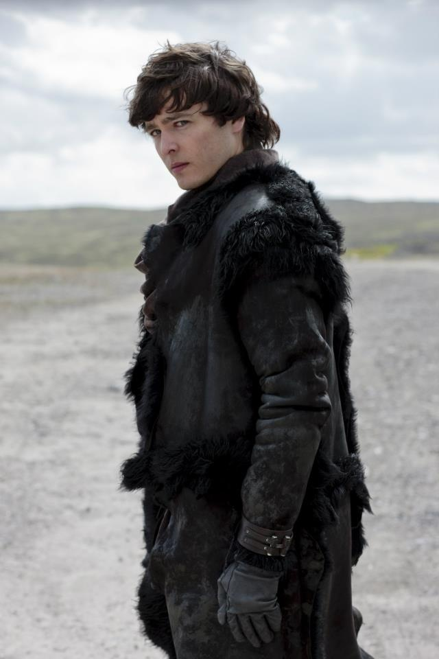 I may or may not have just tweeting this guy. *cough* Mordred question. :-/ The chances of him replying - slim. But hey, I can hope, right?