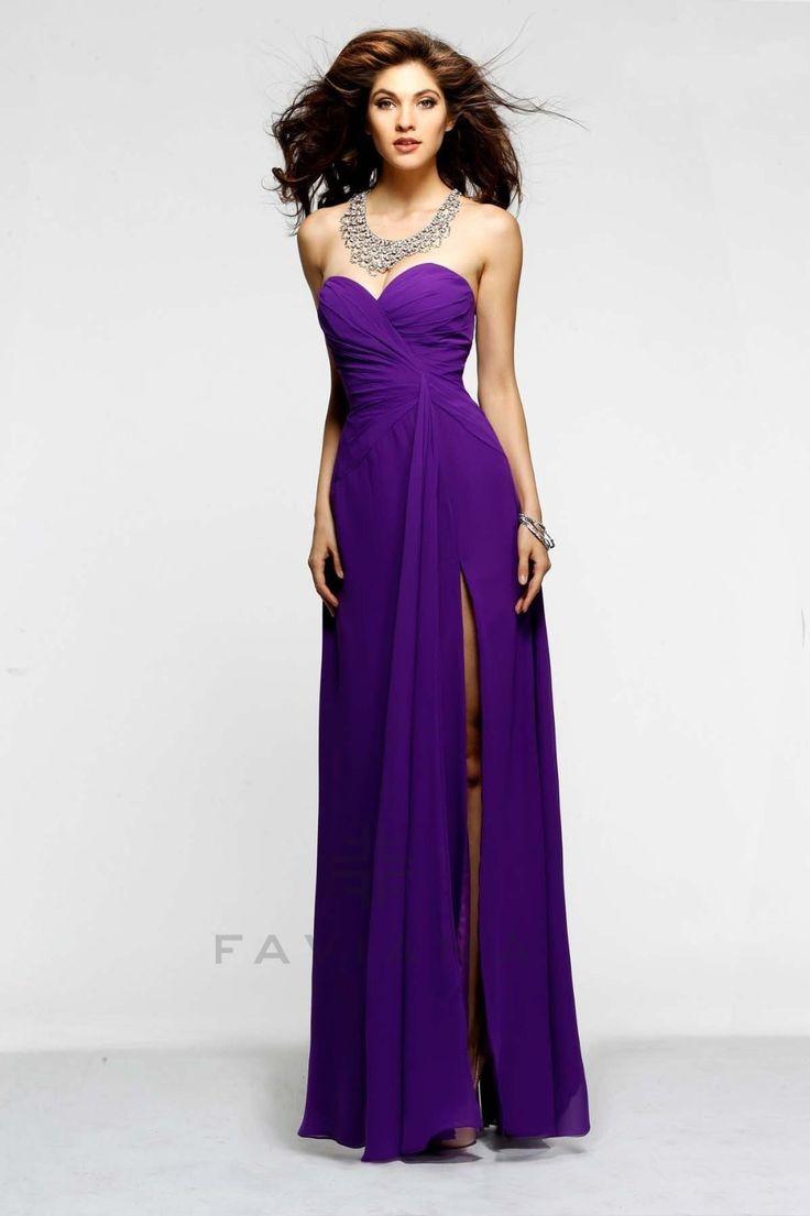 142 best Vestido images on Pinterest | Evening gowns, Formal dresses ...