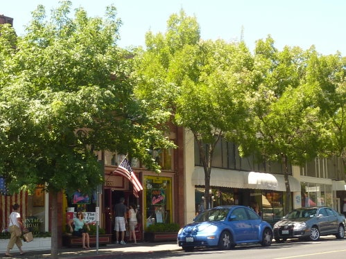 Helena Ca Great Little Town Outside Of Napa Awesome Food