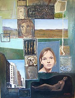 Past Exhibit - SIMON STONE - South African Contemporary and Fine Art Gallery
