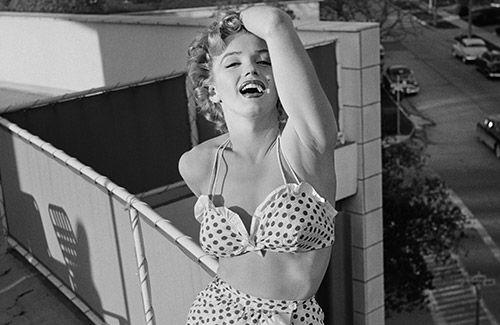 7 актрис XX века в купальниках