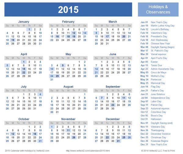 58 best calendar images on pinterest sample resume american december 2015 calendar with holidays publicscrutiny Images