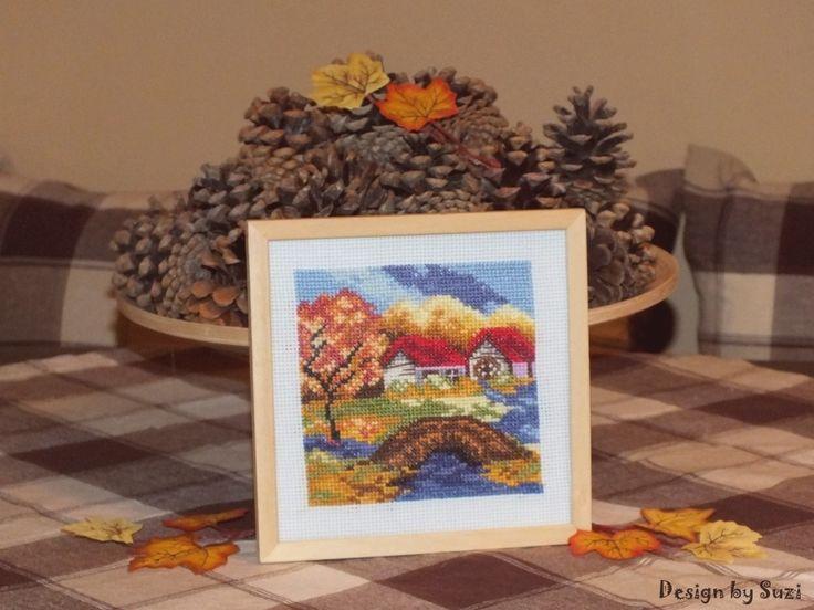 Four Seasons: Autumn (Haft gobelinowy)