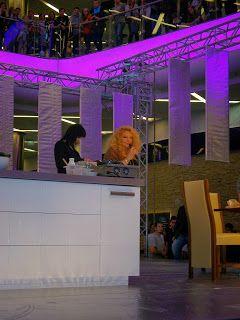 PODRÓŻE I ŻYCIE                                                         Kinga about moments in life: Magda Gessler w Millenium Hall w Rzeszowie