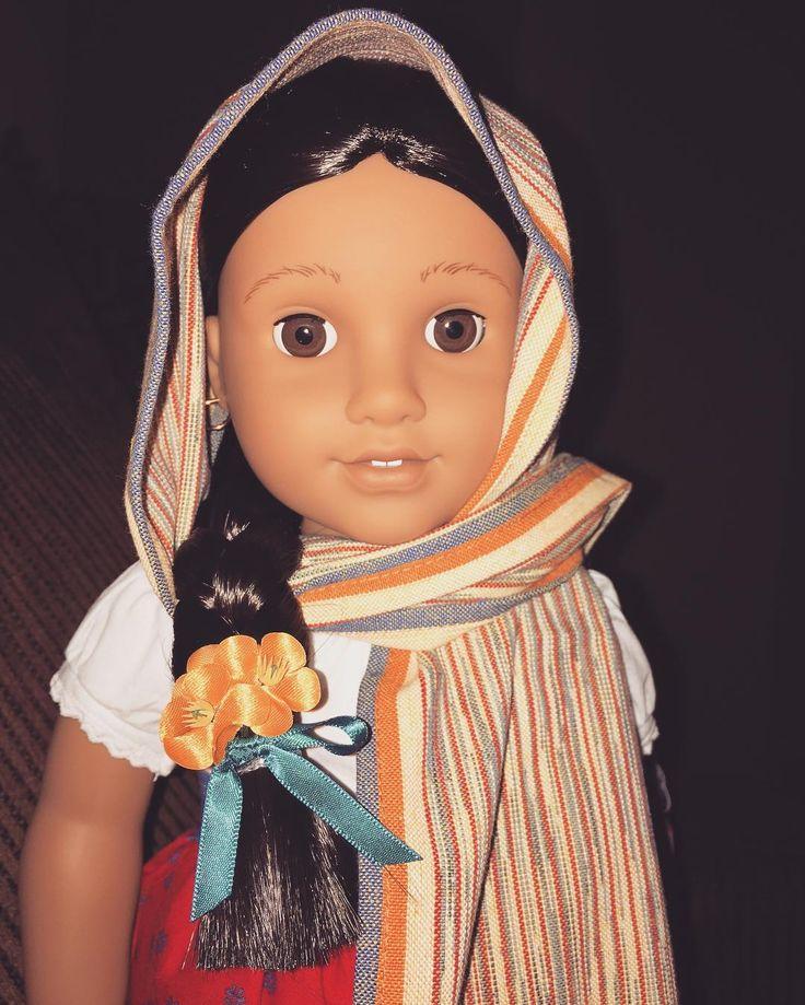 Josefina Birthday Dress: 17 Best Images About Josefina American Girl Doll On