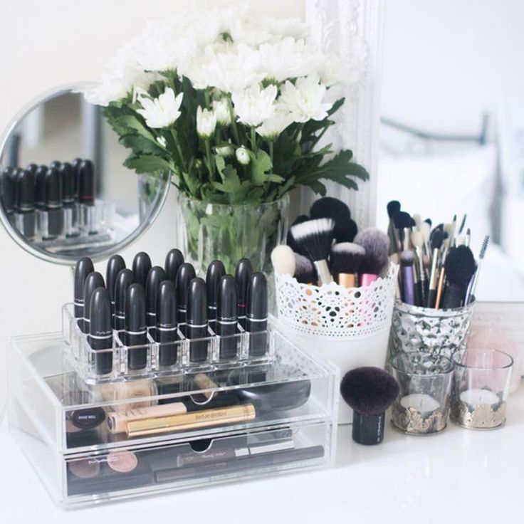 20 Smart Makeup Storages Organiser That Can Inspire You