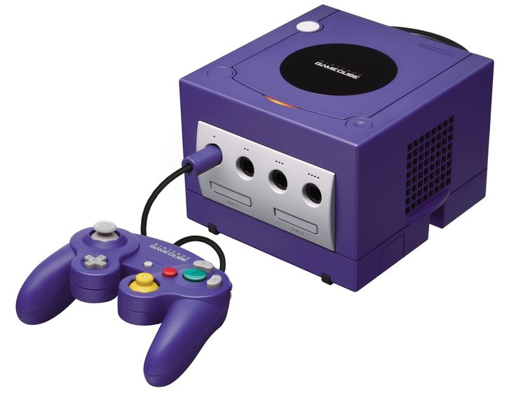 I remember when my brother and I got this for Christmas with Super Mario Sunshine!