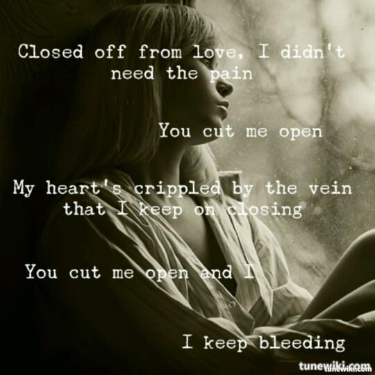 Leona Lewis- Bleeding in Love