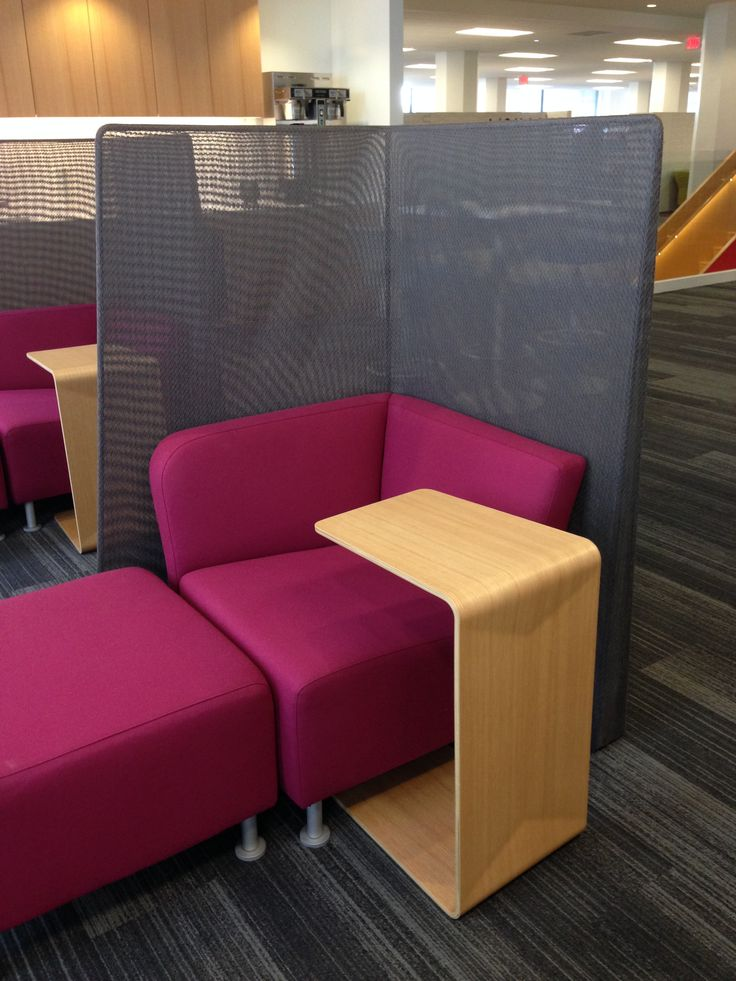 This Lightweight Privacy Screen Can Go Anywhere At Target Commercial Interiors Showroom