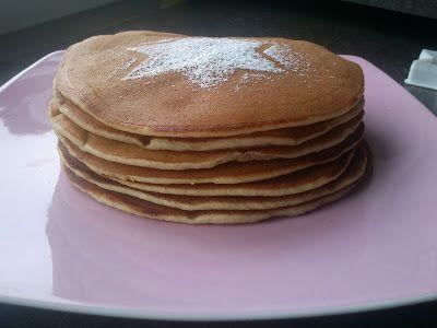 Blondynka Gotuje: Pancakes
