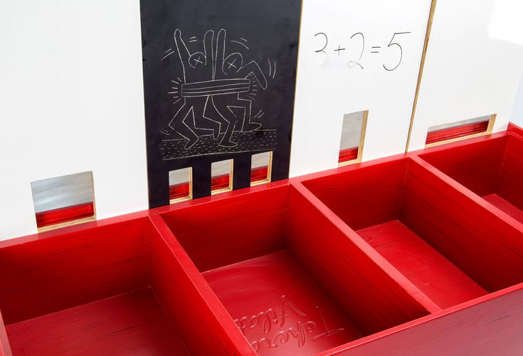 Urban Stories: Children's Storage and Activity Center by Tcherassi Vilató - Design Milk