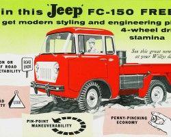 1957 jeep ad