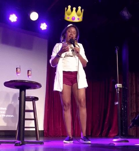 live show 2 dope queens phoebe robinson #humor #hilarious #funny #lol #rofl #lmao #memes #cute