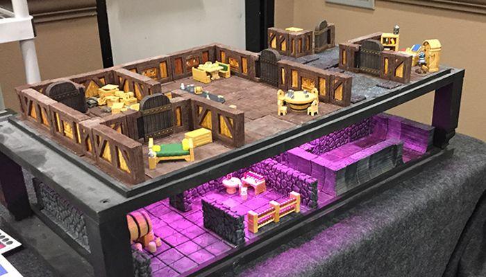 81 best RPG Miniatures images on Pinterest | Dioramas, Miniatures ...
