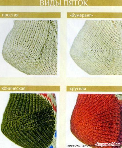 7 besten вязание носков Bilder auf Pinterest   Socken ...