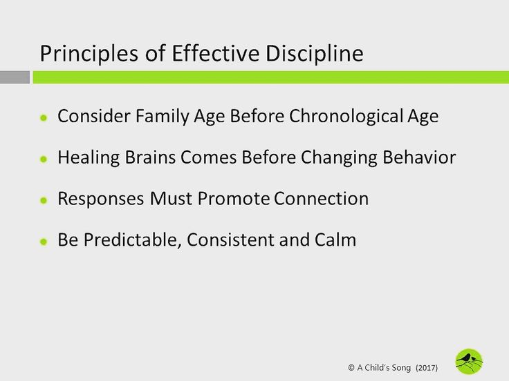 Workshop slides from Discipline and Adoption: Why is it so different?