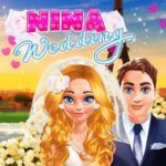 Nina Wedding makeover is a great didi game for girls of all ages. Play free online or on mobile phone and tablet. Help cutie Nina prepare for her dream wedding and give her a stunning makeover! Nina need new make up so help her to look stunning at the wedding. More http://www.gamespinn.com/didi-games/didi-make-over-games/nina-wedding/
