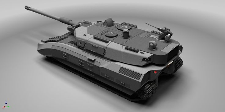 Concept tank.  Possibly Leopard 3