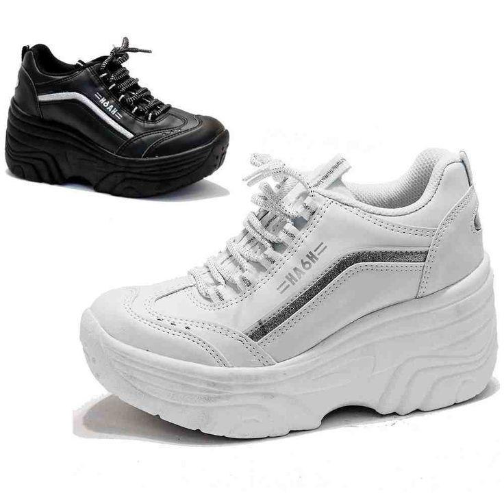 Platform Tennis Shoes for Women