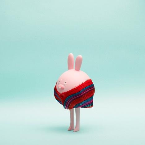 Crin Toy Collection by Camila De Gregorio & Christopher Macaluso