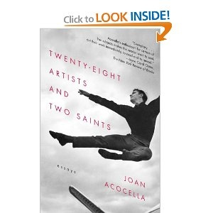Twenty eight artists and two saints essays