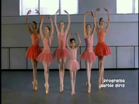 Barbie em o Quebra Nozes: Vivendo um sonho de Ballet (Parte 3 de 3)
