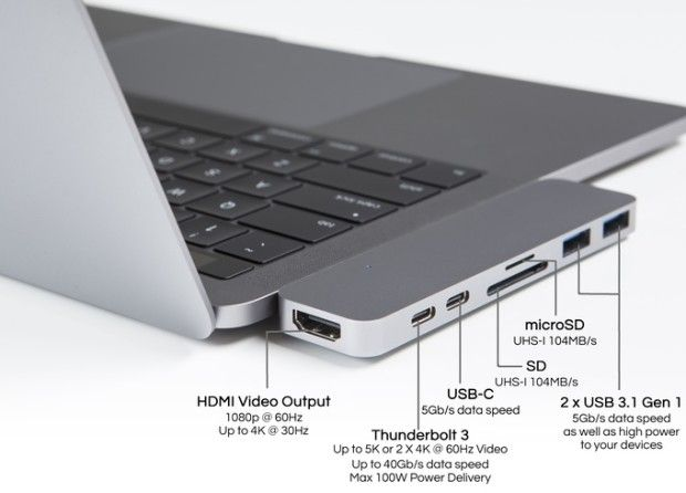 Here is the list of top 6 best laptops with Thunderbolt 3 ports in 2017 you can buy online from Amazon. Cheap price and high configuration laptops are listed