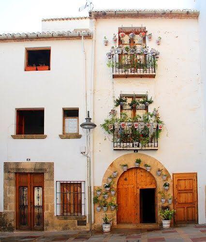 Javea Old Town 2