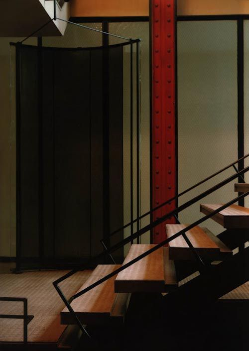 Maison de Verre by Pierre Chareau Paris, France 1932