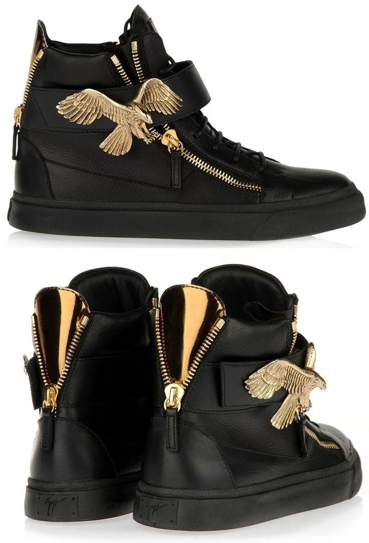 giuseppe Zanotti sneakers eagle