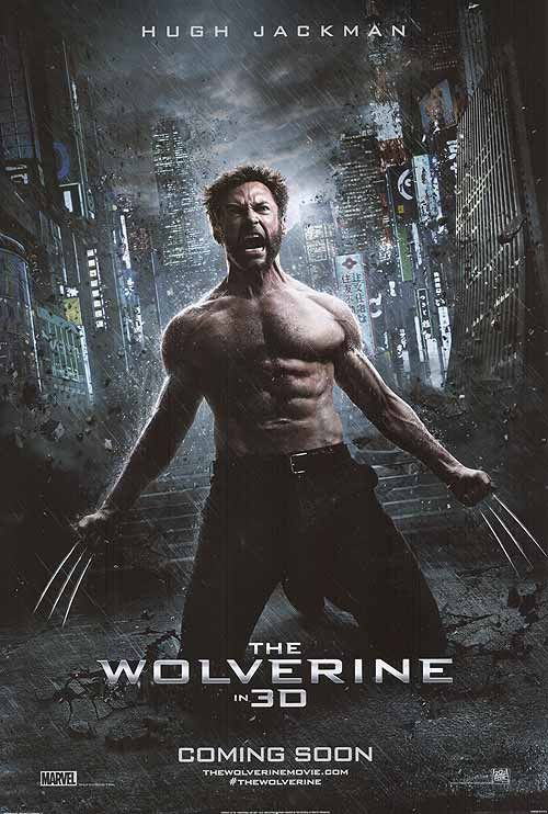 [ WOLVERINE POSTER ]