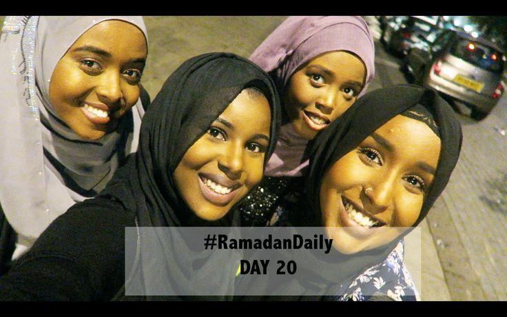 #RamadanDaily: RAMADAN TENT // Day 20 | Asha Everyday