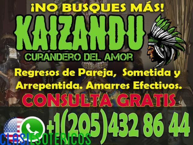 AMARRE DE AMOR CON MAGIA VERDADERA CON EL INDIO KAIZANDU ¡LLAMA YA !+1 205 432 8644 WHATSAPP - Clasiesotericos USA