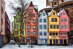 Cologne is a pretty historic and cultural city, dissected by the mighty River Rhine, Cologne can trace its roots back to the first century AD when it was established as a Roman Provincial Capital and military stronghold.