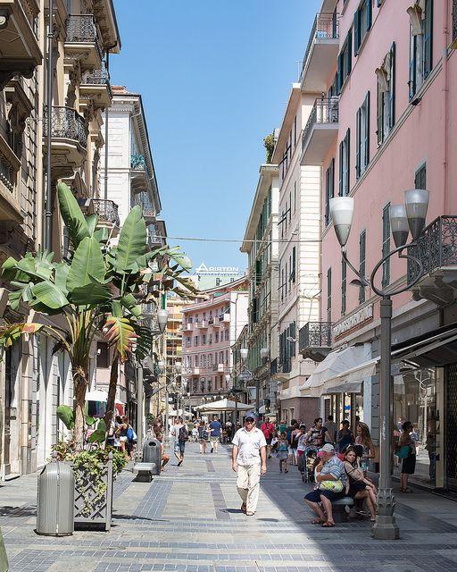San Remo, Italy.