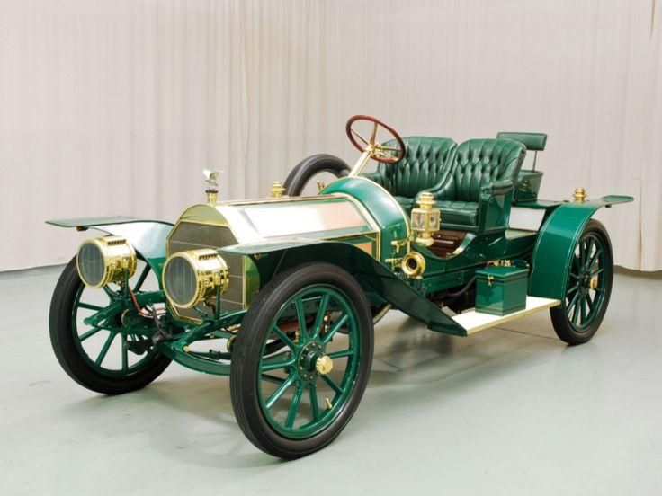 1909 Pierce Arrow Runabout Pierce Arrow Motor Car