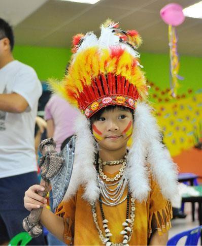 Индейские костюмы детская вечеринка