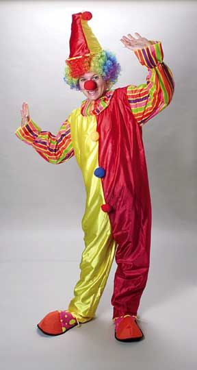 Discount Toys and Novelties - Adult Clown Suit (each)