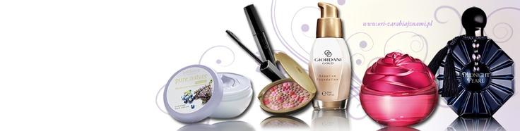 Twórz własny biznes - Oriflame | Kosmetyki Oriflame | Konsultantka Oriflame | Oriflame Rejestracja