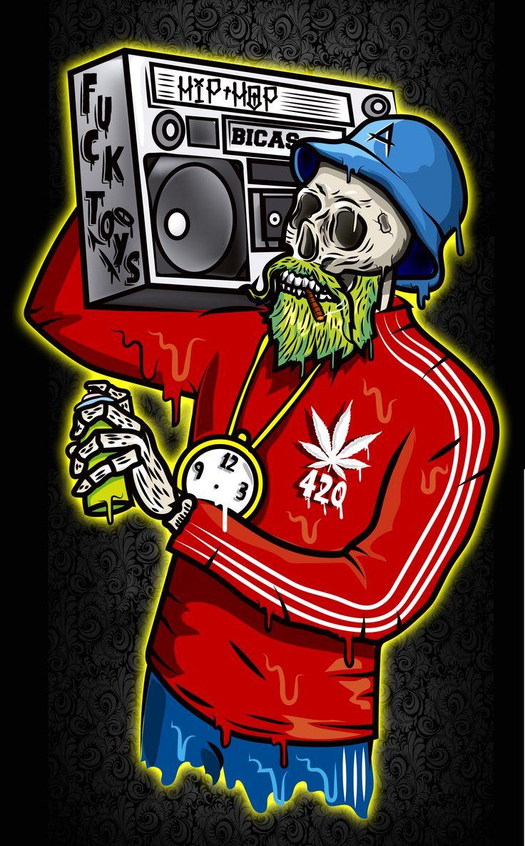 old , ilustracion , hip , hop , hip hop , rap , radio , run dmc , public enemy , spray , graffiti , 4 ramas
