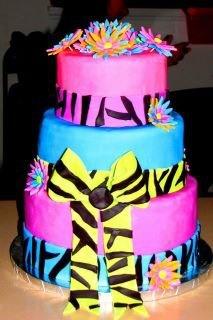 Nellas 5th Bday cake.
