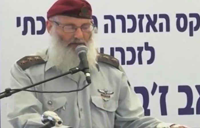Novo rabino-chefe do exército israelense diz que soldados podem estuprar mulheres árabes para elevar a moral