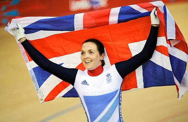 Cycling - Gold: Victoria Pendleton, Great Britain