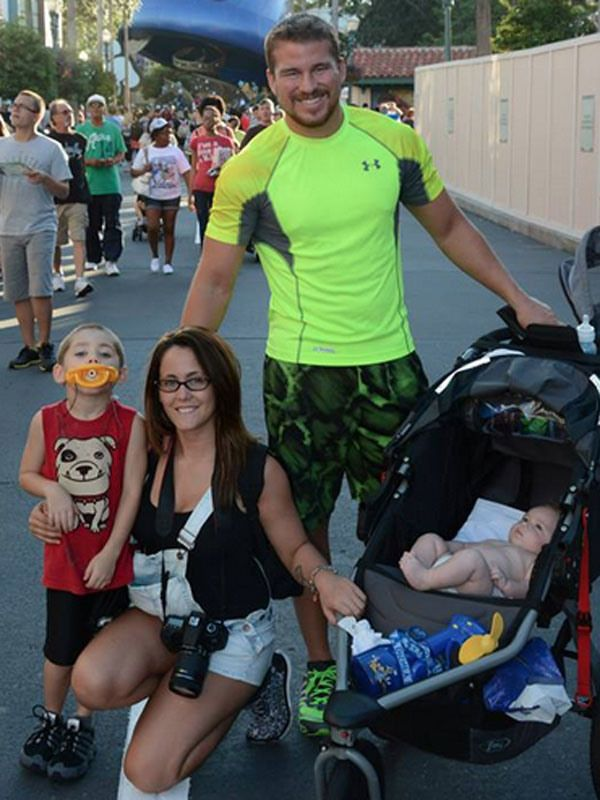 Teen Mom News—Jenelle Evans Nathan Griffith Break Up in Disney World | OK! Magazine
