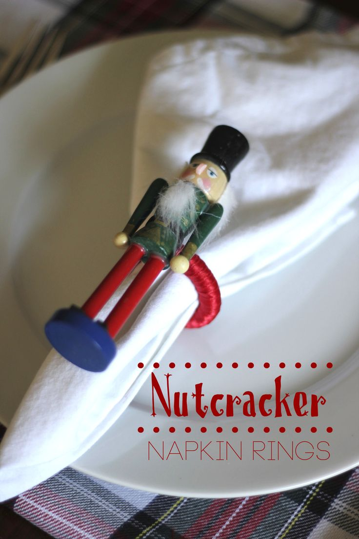 Lately, I've been obsessed with holiday nutcrackers and even after deciding on a candy cane themed Christmas in our house, I just can't stop admiring the nutcrackers for sale at all the Home Goods stores in town (yes, I regularly go to more than one Home Goods store in the DC area, and YES, it …
