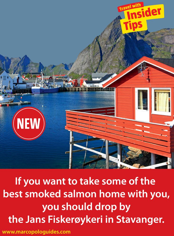 Today's Insider Tip comes from our Norway Pocket Guide http://www.marco-polo.com/shop/buy-travel-guide/detail/read/norway.html