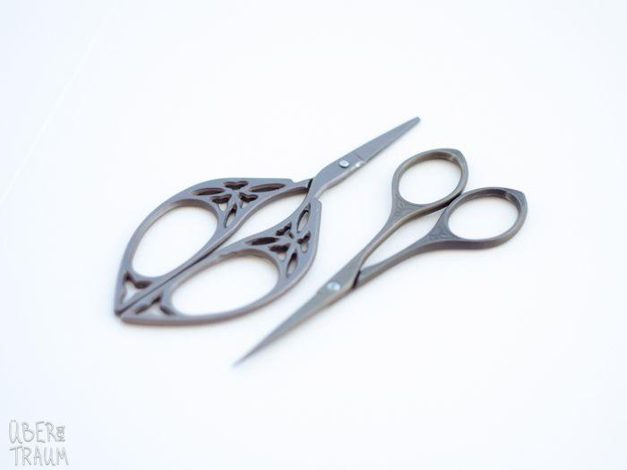 Embroidery Scissors - in 2 styles - Über den Traum