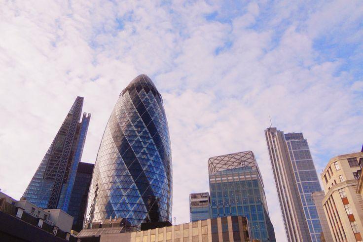 London ~ The Gherkin