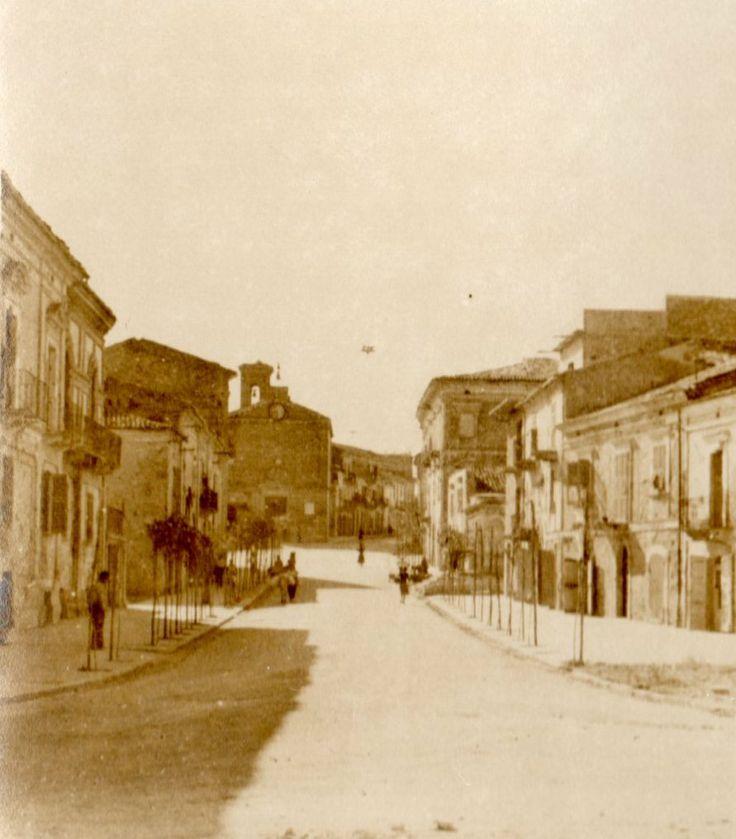 Fossacesia in 1930
