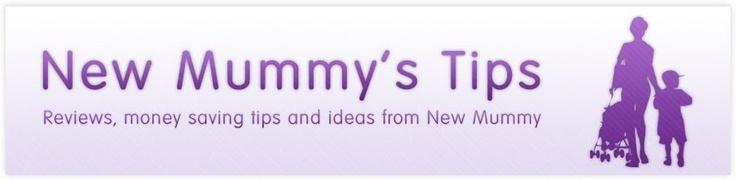 New Mummy's Tips
